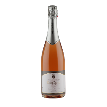 Kieffer Cremant d´Alsace Róse