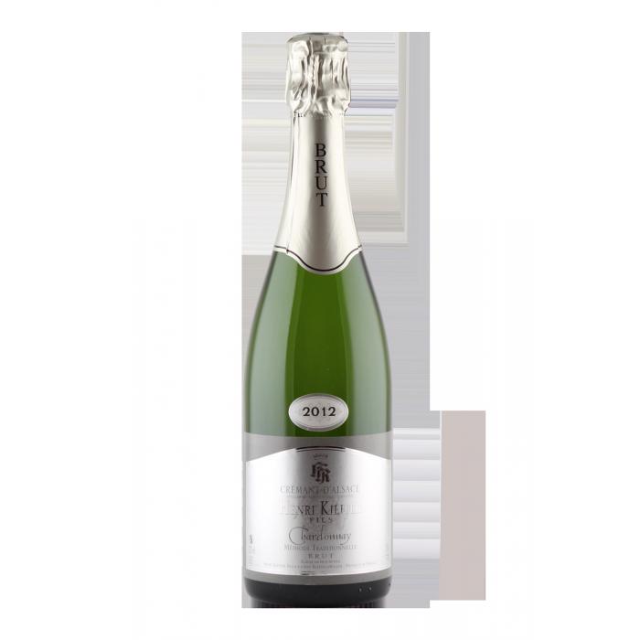 2014 Kieffer Crémant d´Alsace Chardonnay Brut