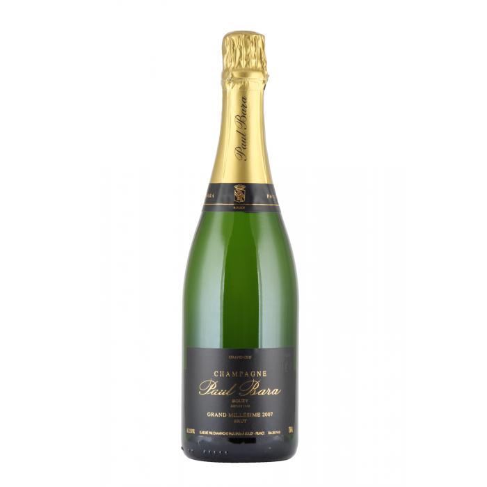 Paul Bara Champagne Millesime 2014 Brut Grand Cru
