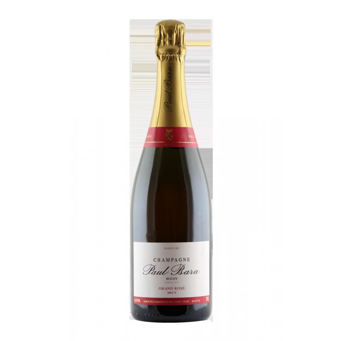 Paul Bara Champagne Grand Rose Brut Grand Cru NV