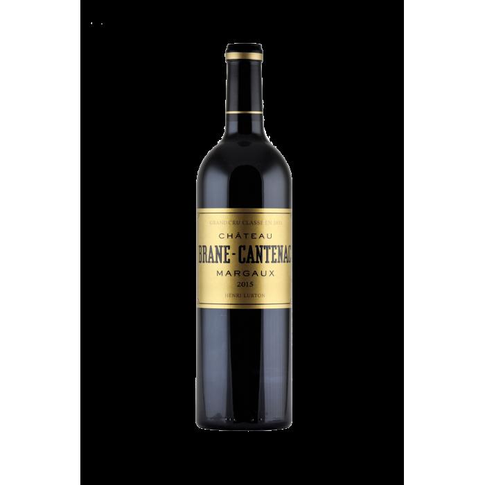 2015 Chateau Brane Cantenac - 2eme Cru Classé Margaux
