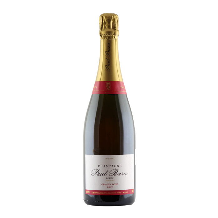 Paul Bara Champagne Grand Rose Brut Grand Cru NV