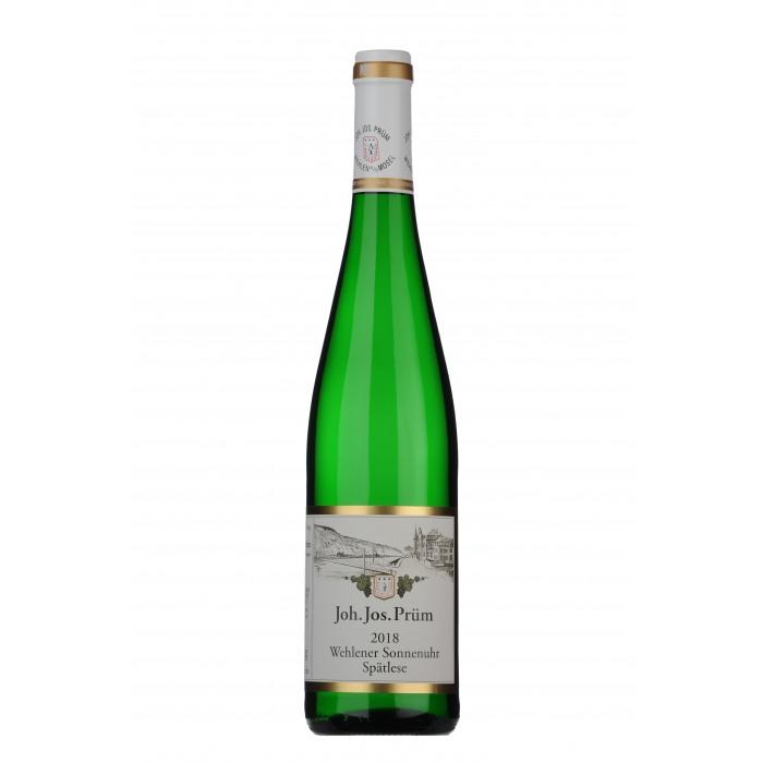2016 Weingut J.J.Prüm - Bernkastel-Wehlen Riesling Wehlener Sonnenuhr Spätlese