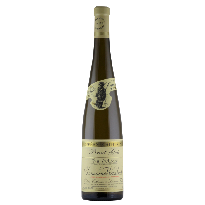 2015 Weinbach Pinot Gris Cuvee St. Catherine