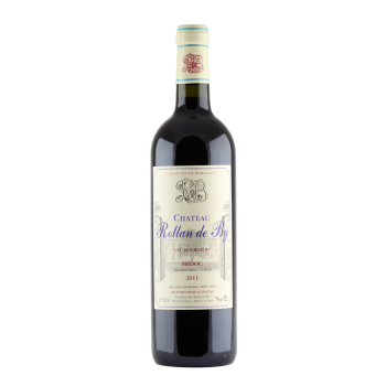 2015 Chateau Rollan de By - Cru Bourgeois 1,5l.Mag.