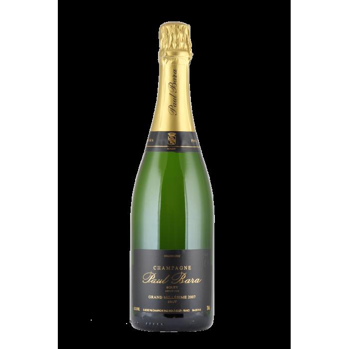 Paul Bara Champagne Millesime 2014 Brut Grand Cru 1,5l.Mag