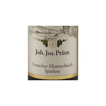 2019 Weingut J.J. Prüm Bernkastel - Wehlen Riesling Graacher Himmelreich Spätlese