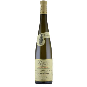 "2019 Weinbach Riesling ""Schlossberg"" Cuvée St. Catherine Grand Cru"