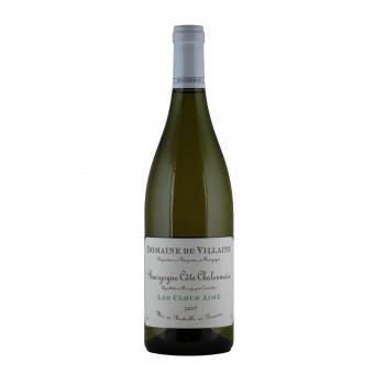 """2019 Domaine de Villaine Bourgogne Cote Chalonnaise """"Les Clous Aime"""" Blanc"""