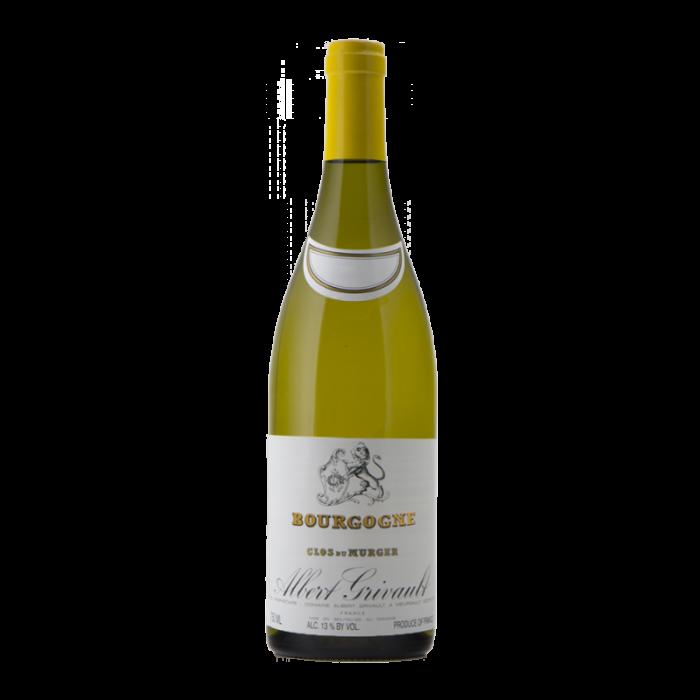 2017 Domaine Albert Grivault Bourgogne Clos du Murger Blanc