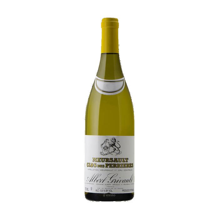 2018 Domaine Albert Grivault Meursault Clos des Perriéres 1er Cru Blanc - Monopole
