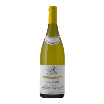 2019 Domaine Albert Grivault Bourgogne Clos du Murger Blanc