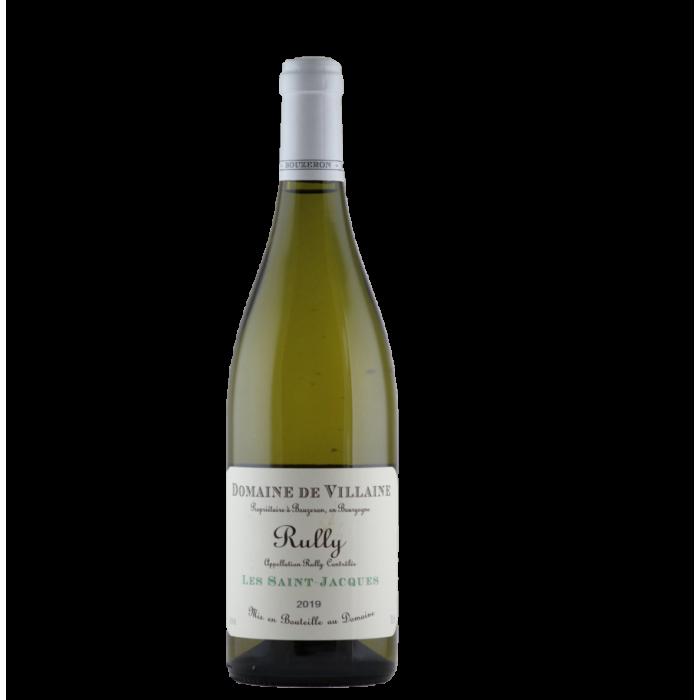 """2018 Domaine de Villaine Rully """"Les Saint-Jacques"""" Blanc"""