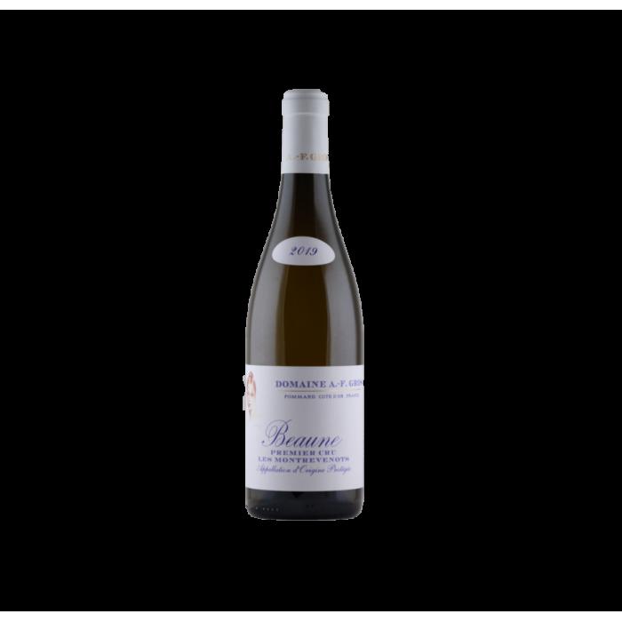"""2019 Domaine A.F.Gros - Beaune """"Les Montevenots"""" Blanc 1er Cru"""