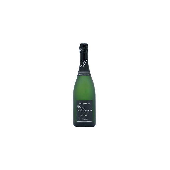 Yann Alexandre Champagne Brut Noir NV 1,5l.Mag.