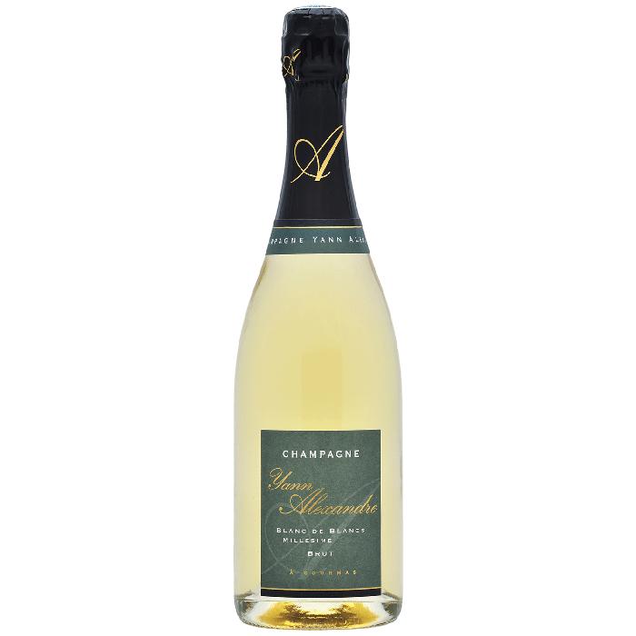 Yann Alexandre Champagne Blanc de Blanc 2012