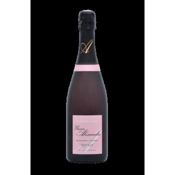 Yann Alexandre Champagne Blanches Terres Brut Rosé Premier Cru